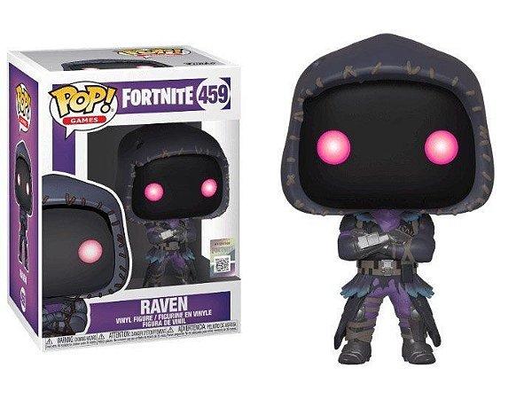 Boneco POP! Funko Fortnite 2 Raven # 459