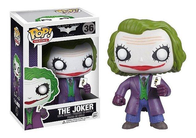 POP! Funko DC Batman Dark Joker # 36