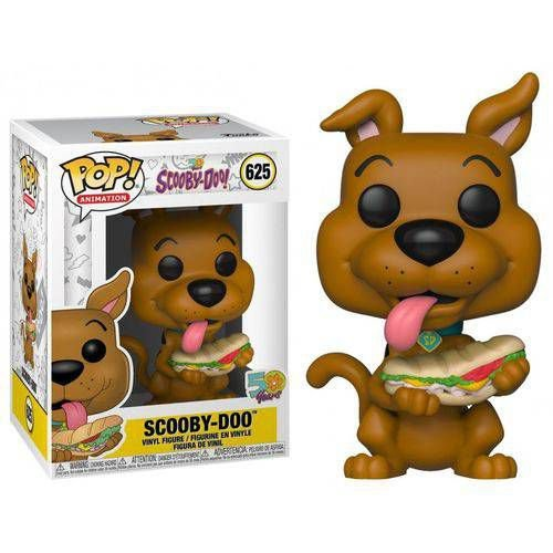 POP! Funko - Scooby Doo 50 anos Scooby # 625