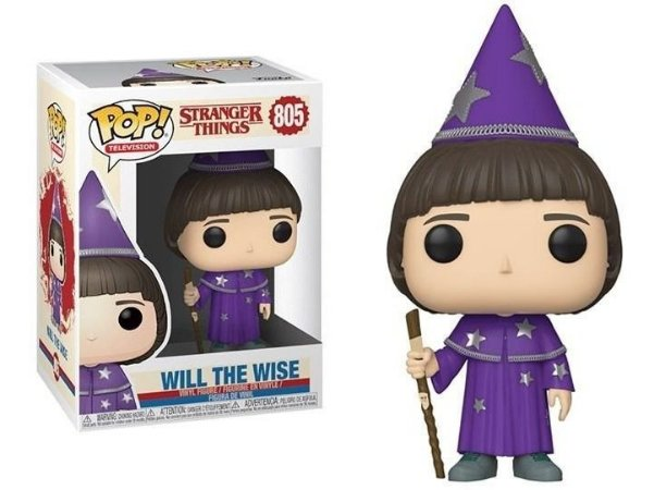 POP! Funko Stranger Things 3: Will the Wise # 805