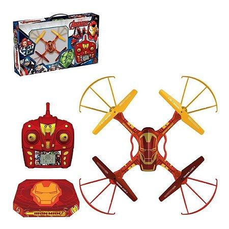 Quadricóptero / Drone Homem de Ferro - Marvel