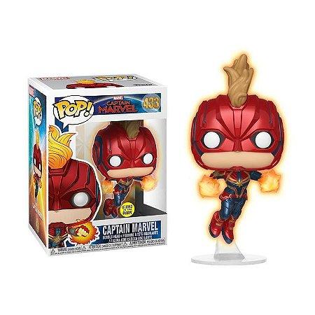 POP! Funko Marvel Exclusive - Captain Marvel # 433