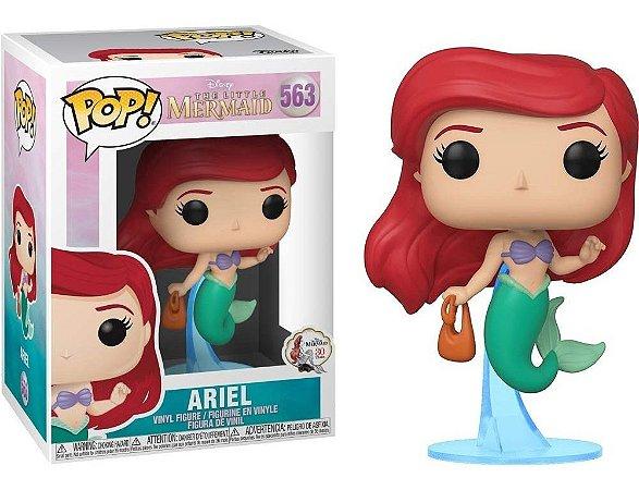 POP! Funko Disney: A Pequena Sereia 30 anos - Ariel #563