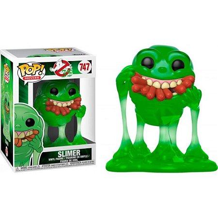 POP! Funko Ghostbusters 35 anos : Slimer | Geléia # 747
