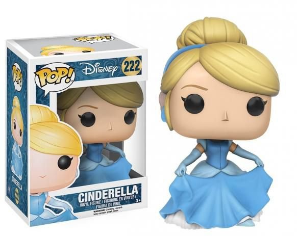 POP! Funko Disney - Cinderella # 222