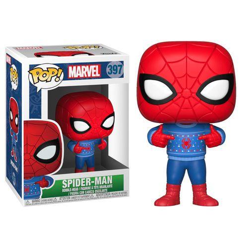 POP! Funko Marvel - Holiday Spider-Man # 397