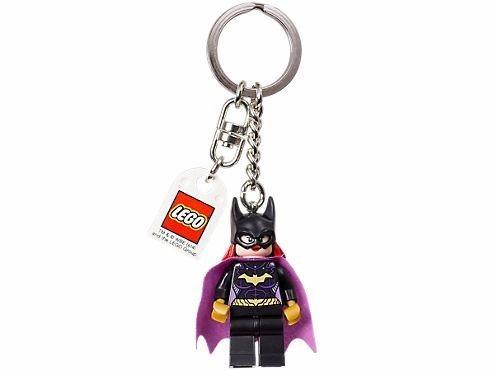 Chaveiro Lego Batgirl