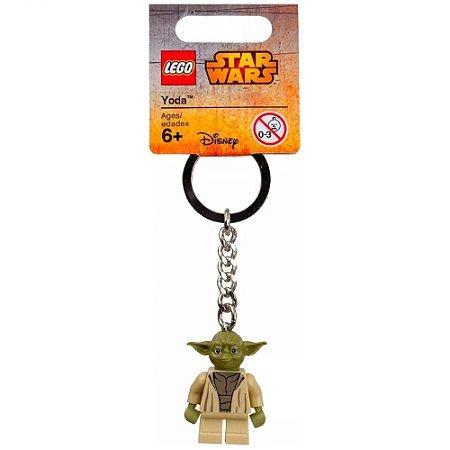 Chaveiro Lego Yoda