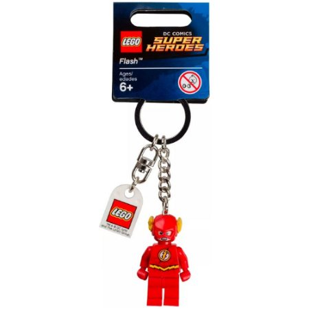 Chaveiro Lego Flash