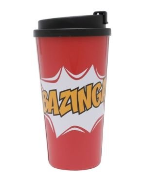 Copo Plástico 500ml Grab and Go - The Big Bang Theory