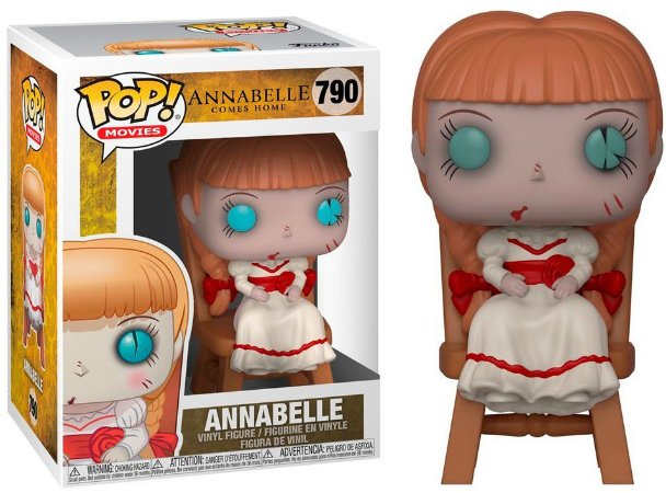 POP! Funko Movies: Annabelle # 790