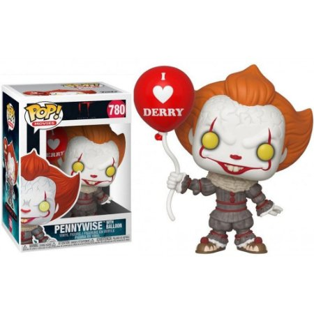 POP! Funko Movies: Pennywise c/ Balão # 780