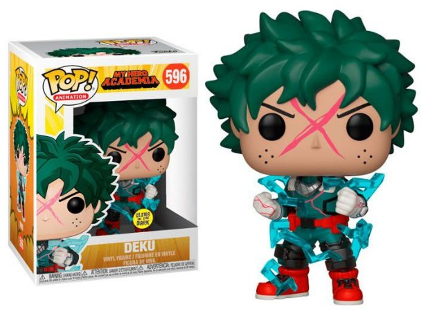 POP! Funko My Hero Academia: Exclusive Deku # 596