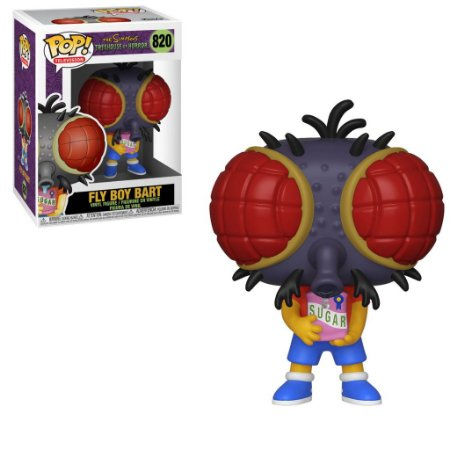 POP! Funko The Simpsons Treehouse of Horror: Fly Boy Bart # 820