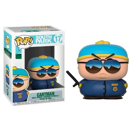 POP! Funko South Park 2: Cartman # 17