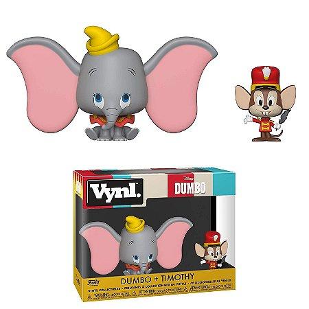 Funko Vynl Disney: Dumbo + Timothy