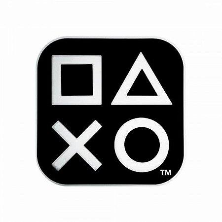 Luminária Formato Box PlayStation