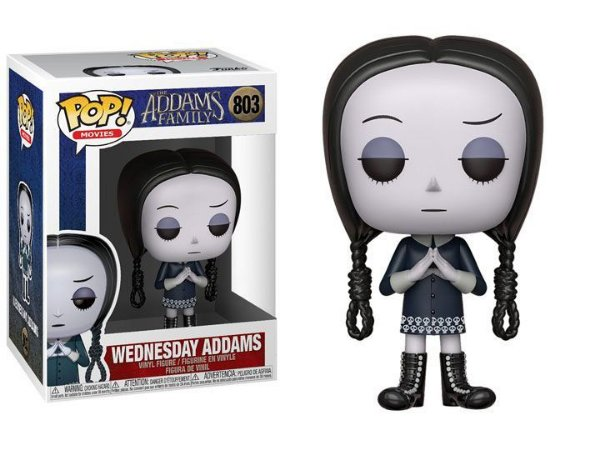 POP! Funko The Addams Family: Wednesday Addams # 803