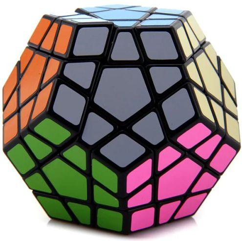 Cubo Mágico Megaminx Profissional 12 Lados