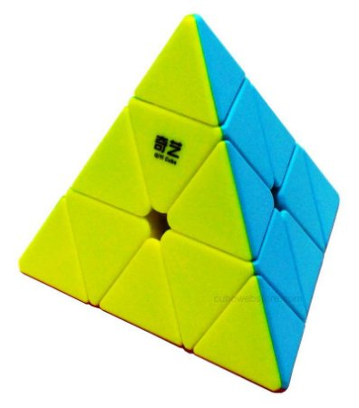 Cubo Mágico Piramix