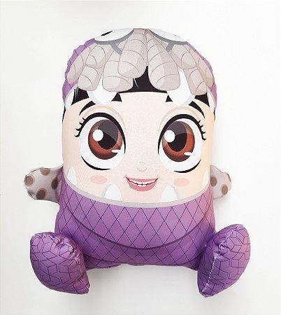 Almofada CuboArk 3D Boo -  Monstros SA