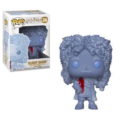 Pop! Funko HP: Bloody Baron # 74