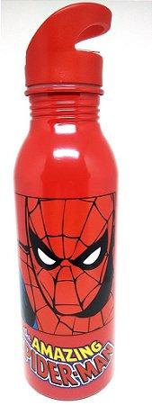 Squeeze de Alumínio Homem Aranha - Marvel