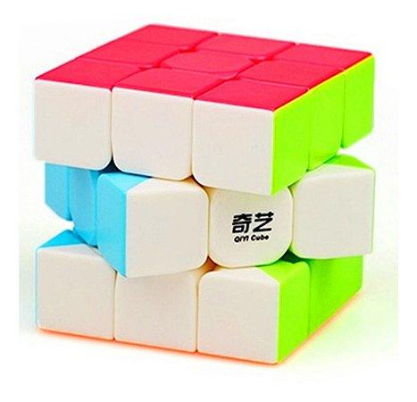 Cubo Mágico 3x3x3 Stickerless Profissional