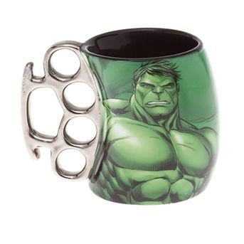 Caneca Soco Inglês Hulk - Marvel