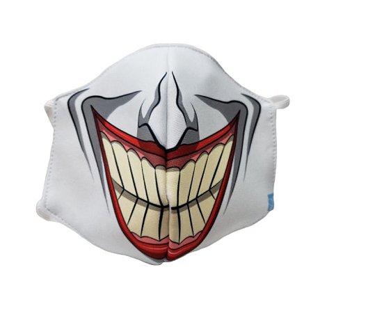 Máscara de Proteção em Tecido Reutilizável - Palhaço M