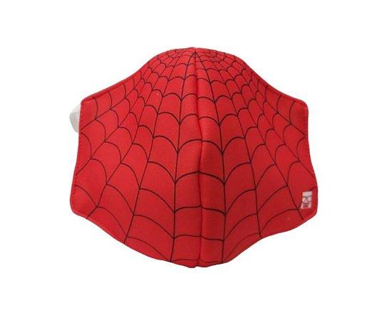 Máscara de Proteção em Tecido Reutilizável - Aranha M