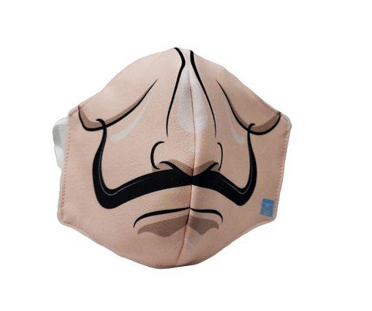 Máscara de Proteção em Tecido Reutilizável -  Dalí P