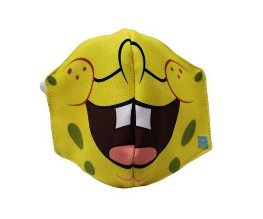 Máscara de Proteção em Tecido Reutilizável - Bob P