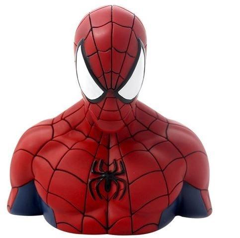Cofre Busto Homem Aranha  - Marvel