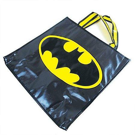 Sacola Plástica Ecobag Batman - DC Comics