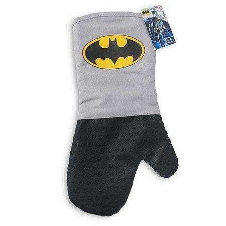 Luva Térmica Algodão e Silicone Batman - Licenciado