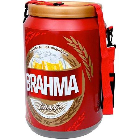 Cooler Térmico 12 Latas Brahma - Licenciado