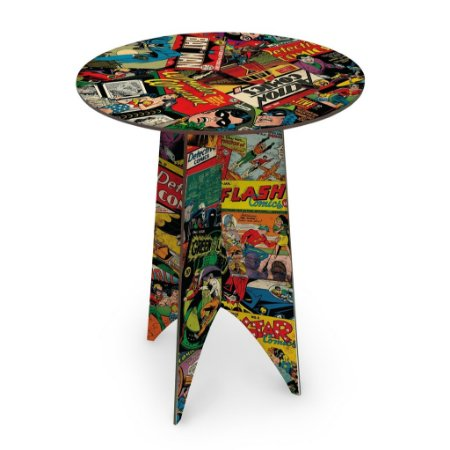Mesa de Montar MDF - Super Heróis DC Comics