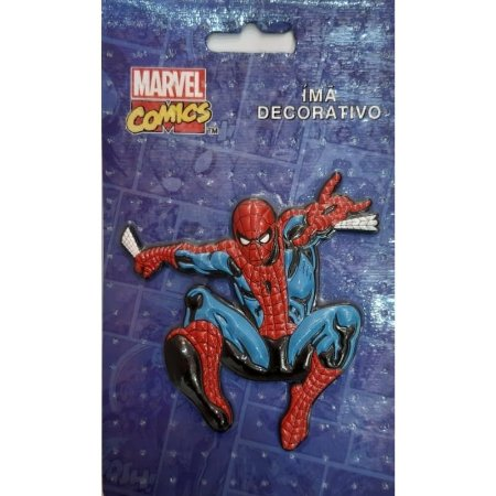 Imã Decorativo Relevo Marvel - Homem Aranha 4