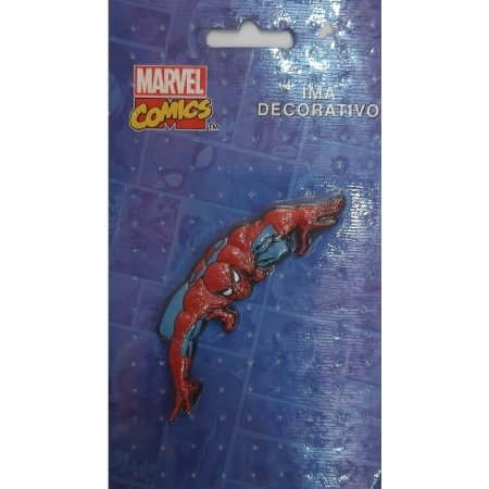 Imã Decorativo Relevo Marvel - Homem Aranha 2