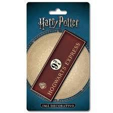Imã Decorativo Foto  Harry Potter - Hogwarts Express