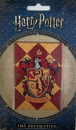 Imã Decorativo Foto Harry Potter - Brasão Grifinoria