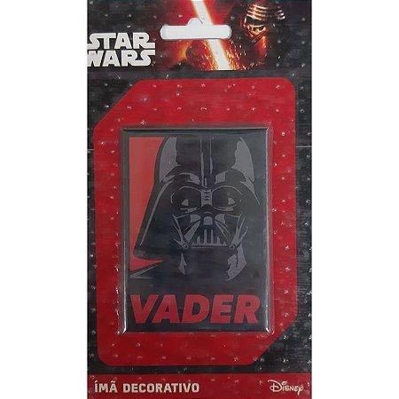 Imã Decorativo Foto Star Wars - Vader