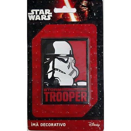 Imã Decorativo Foto Star Wars - Stormtrooper