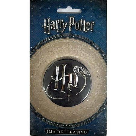 Imã Decorativo Bottom Harry Potter - Logo