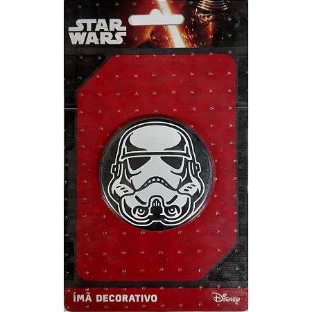 Imã Decorativo Bottom Star Wars - Stormtrooper