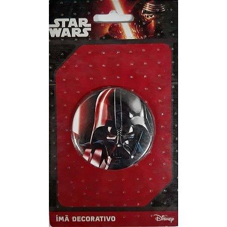 Imã Decorativo Bottom Star Wars - Darth Vader