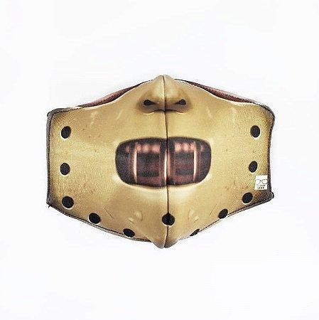 Máscara de Proteção em Tecido Reutilizável - Hannibal G