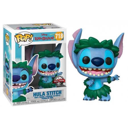 Funko Pop! Disney: Lilo & Stitch - Hula Stitch # 718