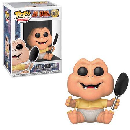 Funko Pop! Dinosaurs / Família Dinossauro Baby Sinclair #961